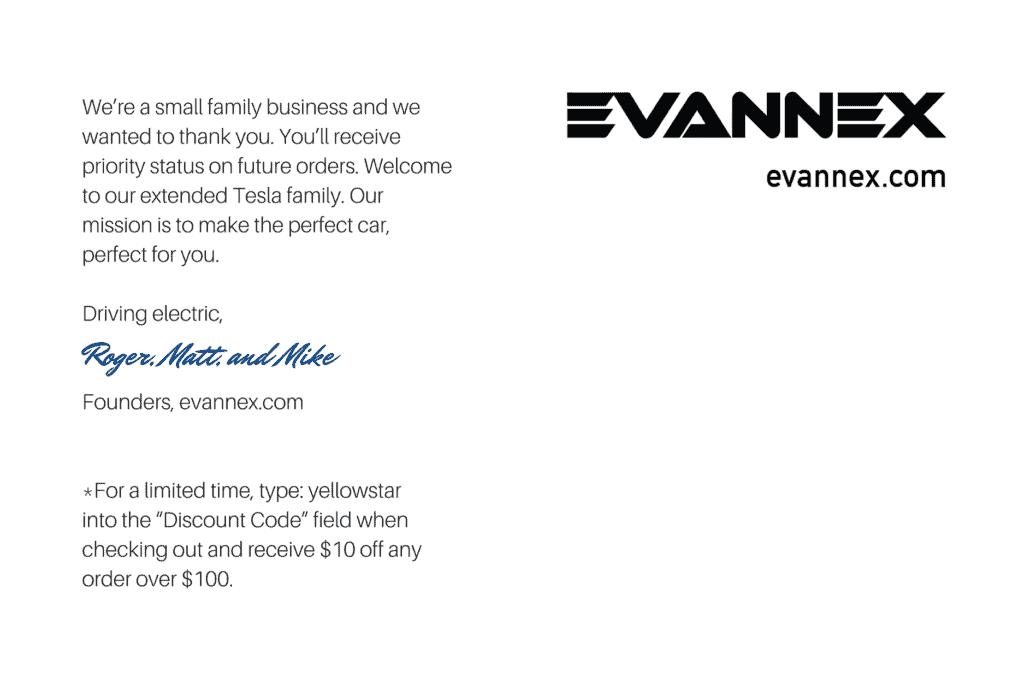 successful postcard designs evannex reverse