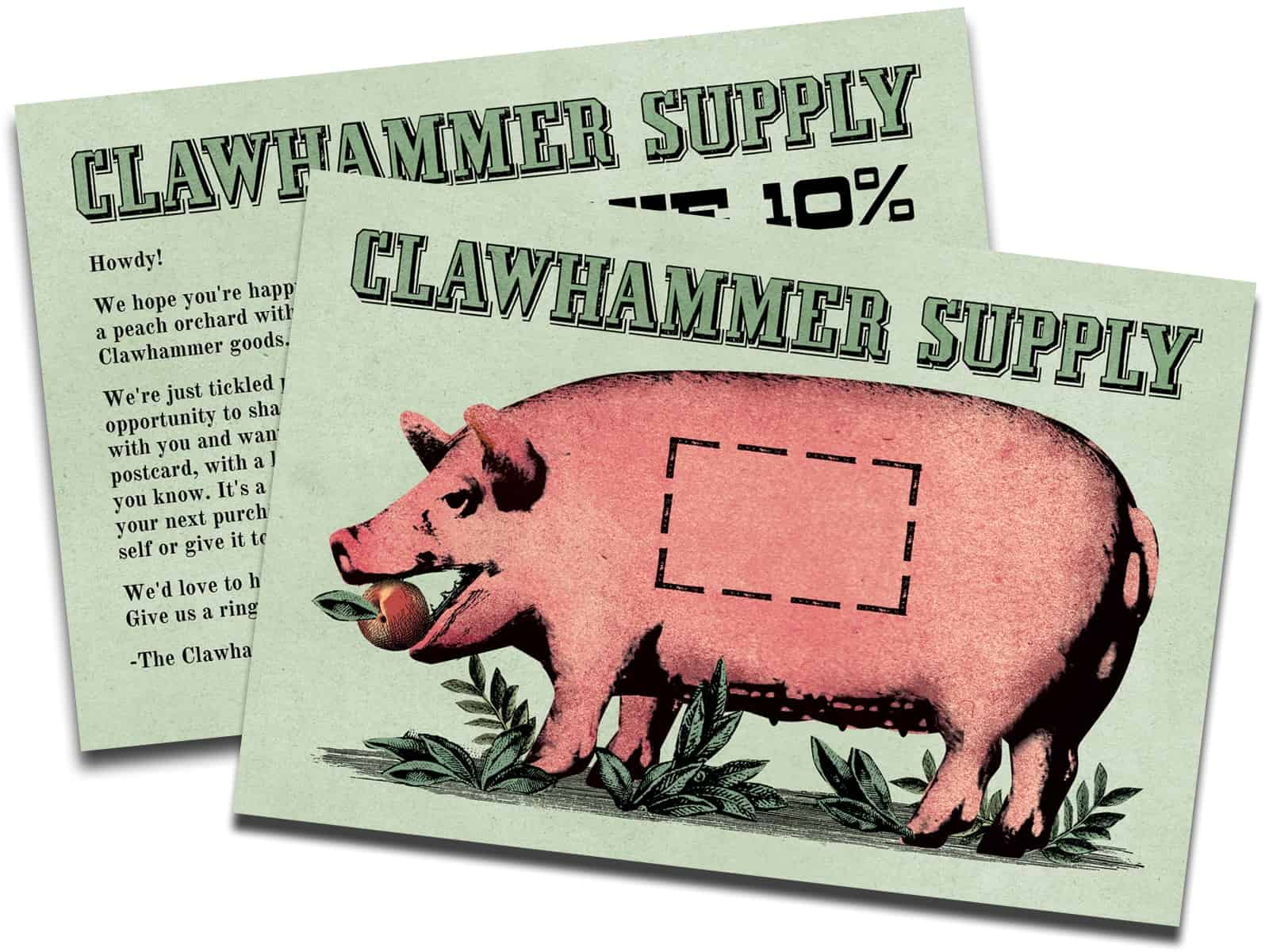 postcard-marketing-for-shopify-clawhammer-card